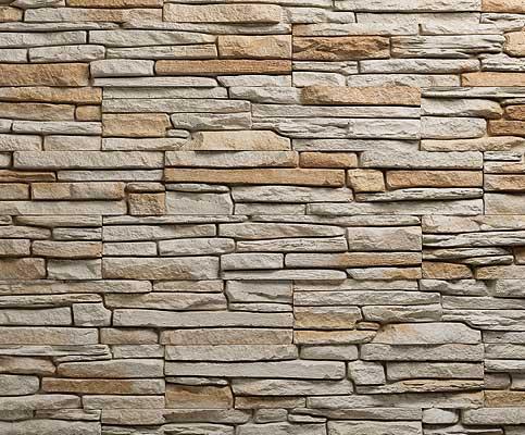 Wandplatte Andorra